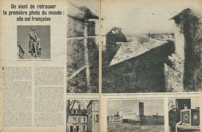 Paris Match n°165, 10 mai 1952, p.20-21