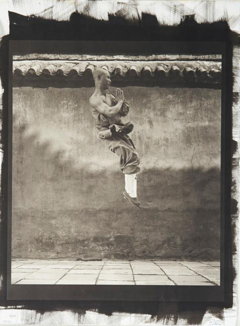 Isabel Muñoz [1951] Shaolin 1999 Acquisition for the Fnac's photography collection: 2004