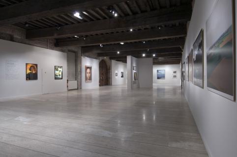 Abolir les mythes, vue de l'exposition