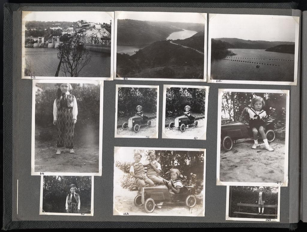 musée nicéphore niépce family albums