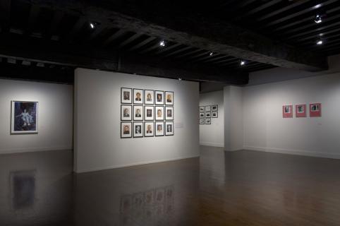 BLV 4, vue de l'exposition