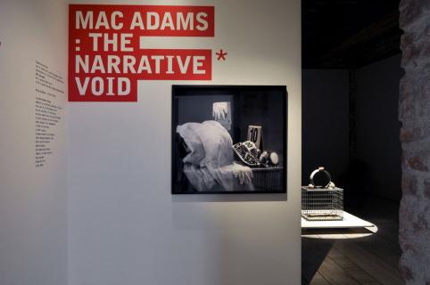 Mac Adams, vue de l'exposition