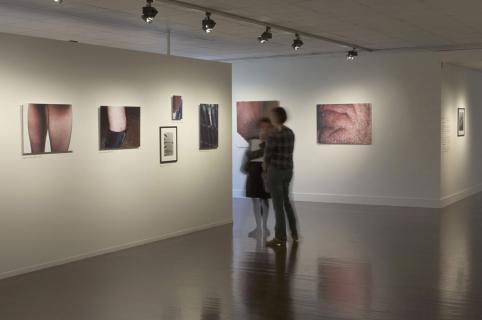 Anne Pery, vue de l'exposition