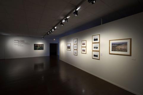 Nouvelles frontières, vue de l'exposition