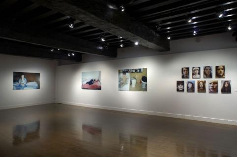 Photograph[e]s,  vue de l'exposition