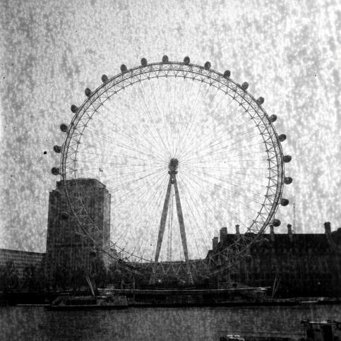 Ziad Antar, The London Eye, 2012 © Ziad Antar